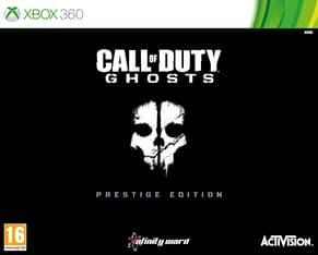 Call of Duty - Ghosts - Prestige Edition Xbox 360 -peli, kuva 2