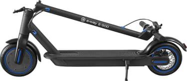 E-Way E-500 -sähköpotkulauta, musta, kuva 3