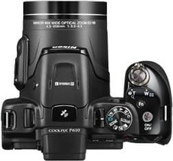 Nikon COOLPIX P610, musta, kuva 6