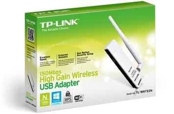 TP-LINK TL-WN722N -WiFi-adapteri, kuva 2
