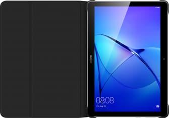 Huawei MediaPad T3 10 Flip Cover -suojakotelo, musta, kuva 3
