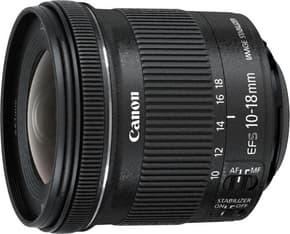 Canon EF-S 10-18 mm f/4.5-5.6 IS STM KIT