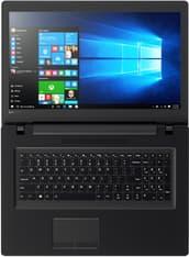 """Lenovo Ideapad 110 17,3"""" -kannettava, Win 10 64-bit, musta, kuva 7"""