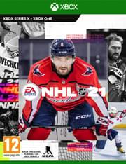 NHL 21 -peli, Xbox One