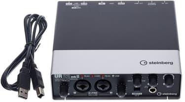 Steinberg UR22mkII -äänikortti USB-väylään, kuva 10