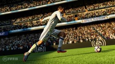 FIFA 18 -peli, PS4, kuva 4