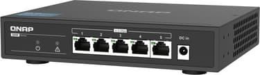 QNAP QSW-1105-5T - 2,5 GbE -5-porttinen kytkin, kuva 4
