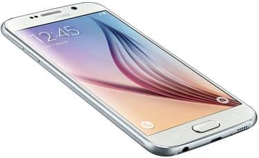 Samsung Galaxy S6 32 Gt Android puhelin, valkoinen, kuva 6