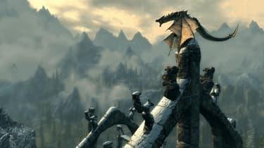 The Elder Scrolls V - Skyrim PS3-peli + kuljetus kaupanpäälle, alv 0% -hintaan Ahvenanmaalta, kuva 2