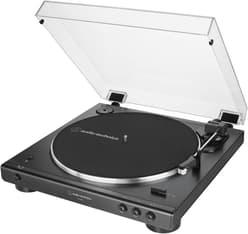 Audio-Technica AT-LP60XBT-BK -levysoitin, musta