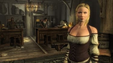 The Elder Scrolls V - Skyrim PS3-peli + kuljetus kaupanpäälle, alv 0% -hintaan Ahvenanmaalta, kuva 5