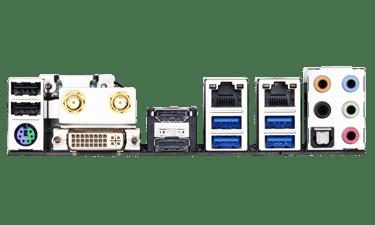 Gigabyte GA-H97N-WIFI Intel H97 LGA 1150 MiniITX-emolevy, kuva 3