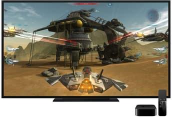 Apple TV 64 Gt mediatoistin, MLNC2, kuva 10