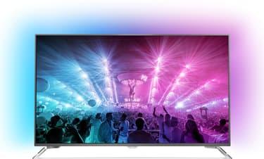 "Philips 65PUS7101 65"" Smart Android 4K Ultra HD LED -televisio + 6 kk Viaplay, kuva 4"