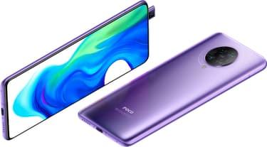 Xiaomi Poco F2 Pro -Android-puhelin, 8 / 256 Gt, Electric Purple, kuva 2