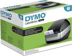 Dymo Labelwriter Wireless -tarratulostin, musta, kuva 3