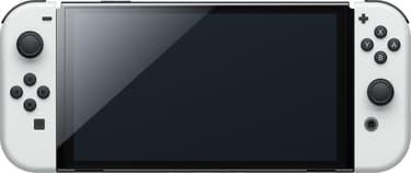 Nintendo Switch OLED -pelikonsoli, valkoinen, kuva 3