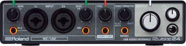 Roland Rubix24 -äänikortti USB-väylään, kuva 2