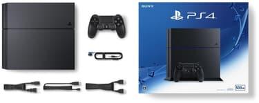 Sony PlayStation 4 500 Gt -pelikonsoli, musta, kuva 10