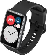 Huawei Watch Fit -aktiivisuusranneke, musta, kuva 6