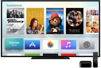 Apple TV 64 Gt mediatoistin, MLNC2, kuva 8