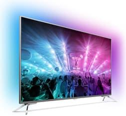 "Philips 65PUS7101 65"" Smart Android 4K Ultra HD LED -televisio + 6 kk Viaplay, kuva 3"