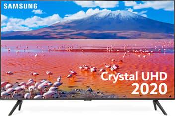 "Samsung UE85TU8072 85"" 4K Ultra HD LED-televisio"