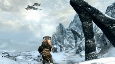 The Elder Scrolls V - Skyrim PS3-peli + kuljetus kaupanpäälle, alv 0% -hintaan Ahvenanmaalta, kuva 3