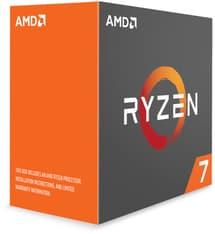 AMD Ryzen 7 1800X -prosessori AM4 -kantaan
