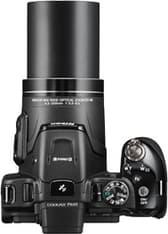 Nikon COOLPIX P610, musta, kuva 7