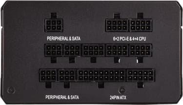 Corsair RM850x, 80 PLUS Gold -ATX-virtalähde, 850 W, kuva 5