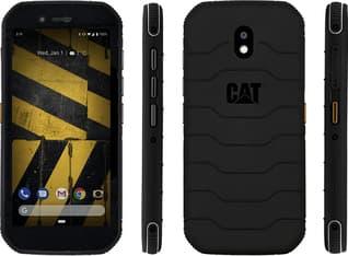 Cat S42 -Android-puhelin Dual-SIM, 32 Gt, musta, kuva 4