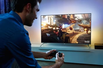 "Philips 65PUS7101 65"" Smart Android 4K Ultra HD LED -televisio + 6 kk Viaplay, kuva 10"