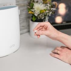 Netgear Orbi LTE 3G/4G/LTE-modeemi ja Tri-Band WiFi Mesh -reititin, kuva 6