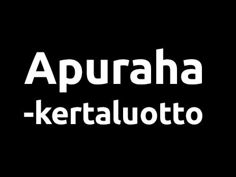 Apuraha-kertaluotto -logo