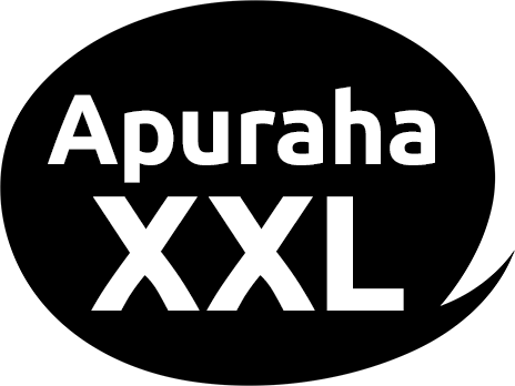 Apuraha XXL -logo