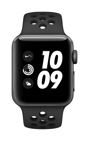 Apple Watch Nike+ Series 3 -älykello