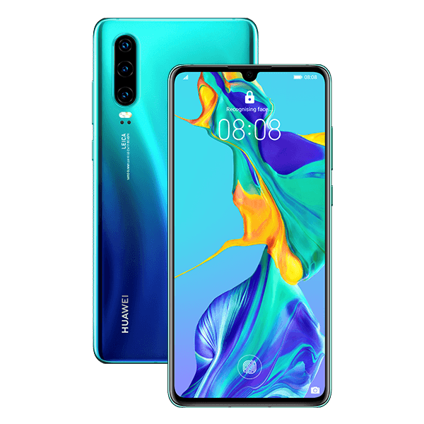 Huawei P30 -Android-puhelin