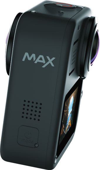 gopro max -actionkamera