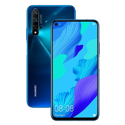 Huawei Nova 5T -Android-puhelin
