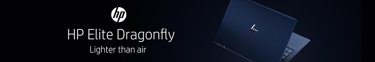 HP Elite Dragonfly - Lighter than air.