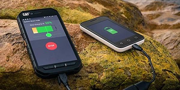 Caterpillar S61 -Android-puhelin