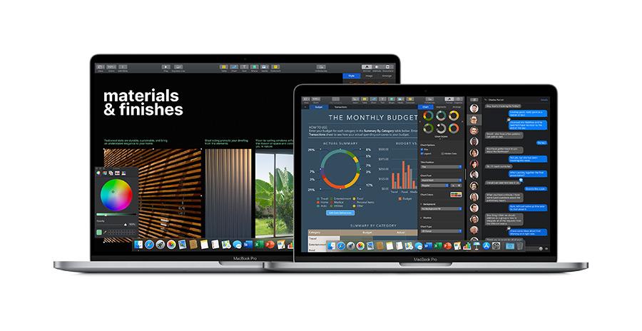 Apple iMac ja MacBookeja