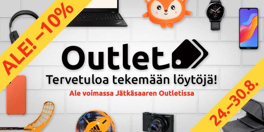 Outlet-ALE! -10%