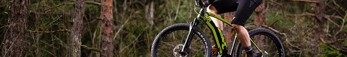 GZR-pyörällä Suomen luonnossa