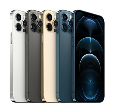 iPhone 12 Pro -älypuhelimia