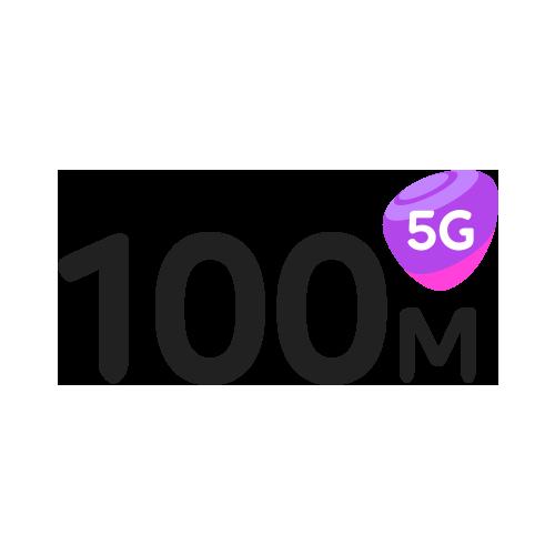 100M 5G