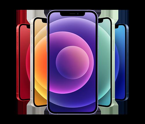 iPhone 12 -älypuhelin