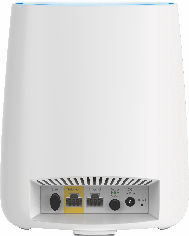 niin halpa suunnittelija muoti vakaa laatu Netgear Orbi RBR20 AC2200 WiFi -Mesh-reititin 127,90