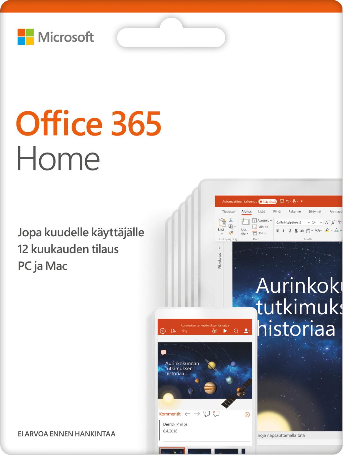Office Paketti Hinta
